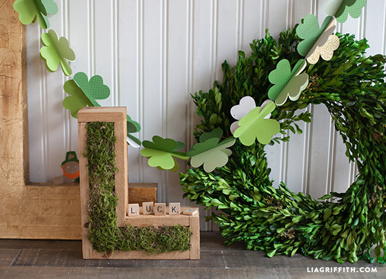 Garland_DIY_Shamrock