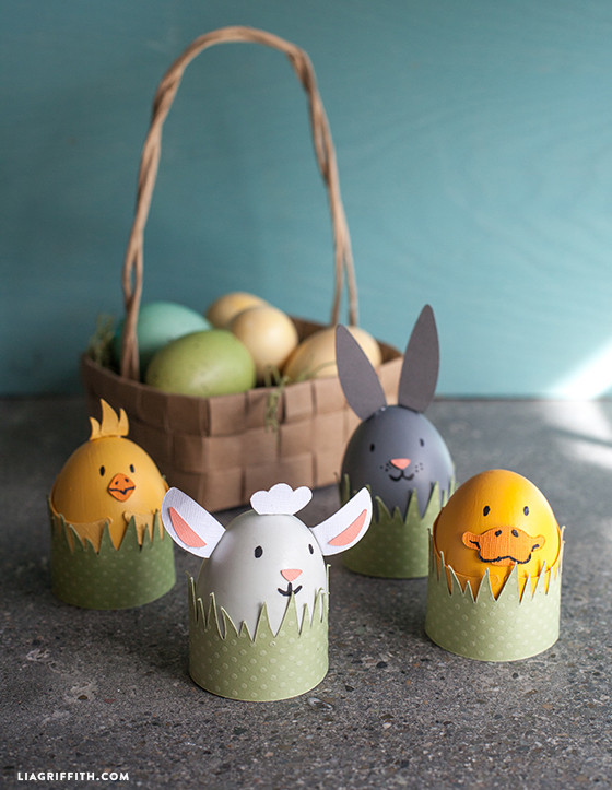 Kids DIY Easter Eggs