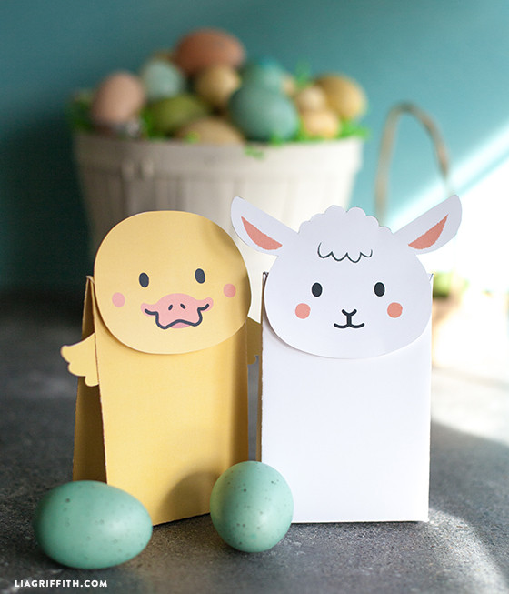 Lamb_Duck_Printable_Easter_Bag