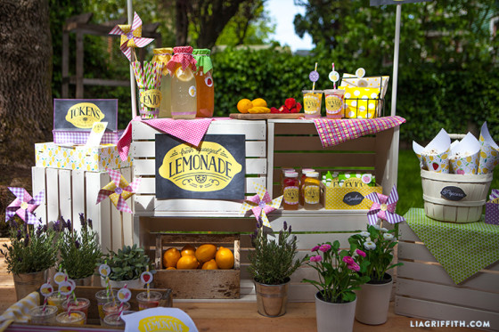 DIY_Lemonade_Stand_Party