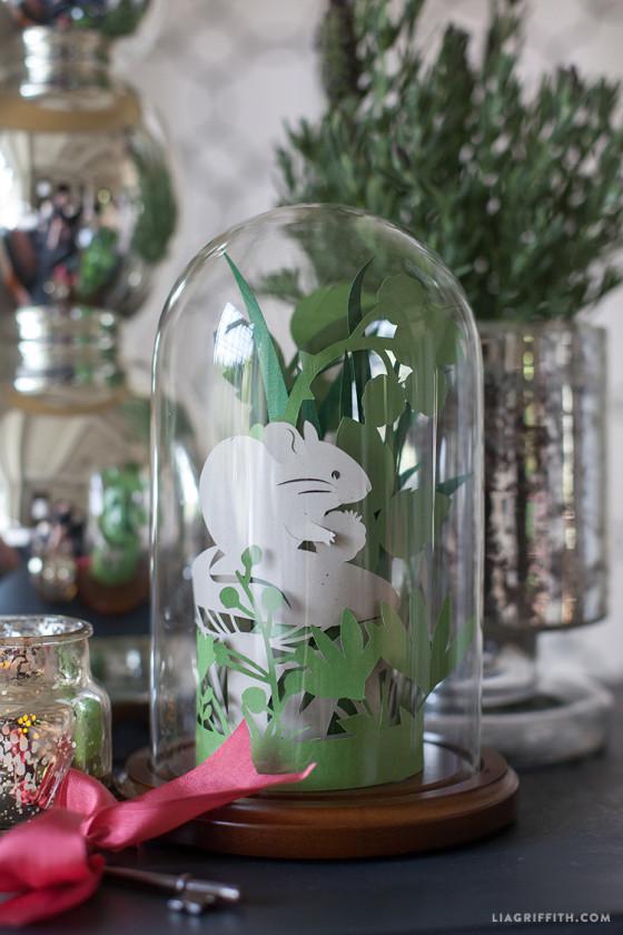 DIY_Papercut_Garden_Globe
