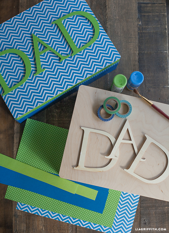 craft ideas for dad diy s day treasure box lia griffith 3832