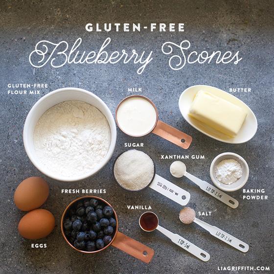 GlutenFree_Blueberry_Scone_Ingredients