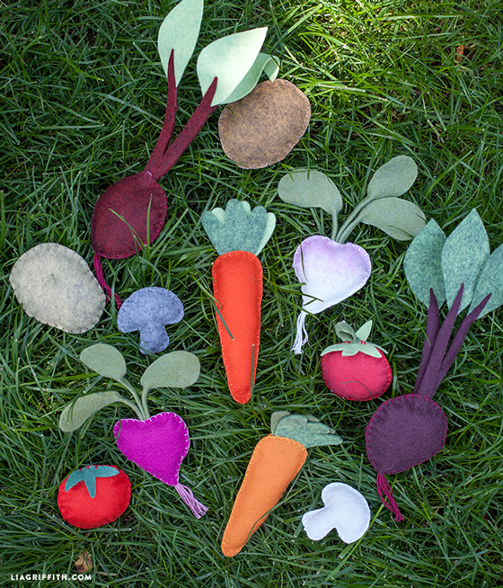 DIY_Felt_Vegetables