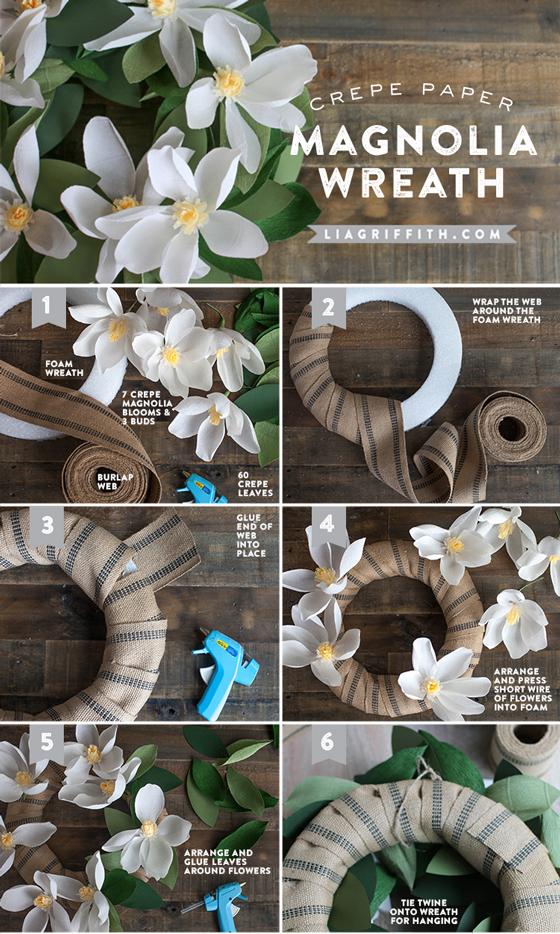 MagnoliaWreathTutorial1