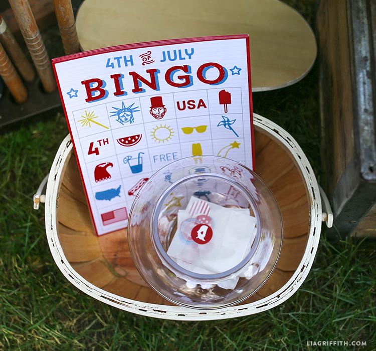 4th of July Bingo