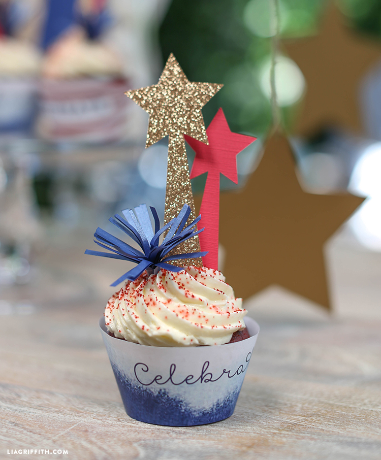 Cupcake_Toppers_July4