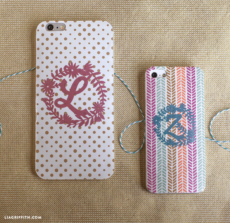 Monogram_Phone_Decal