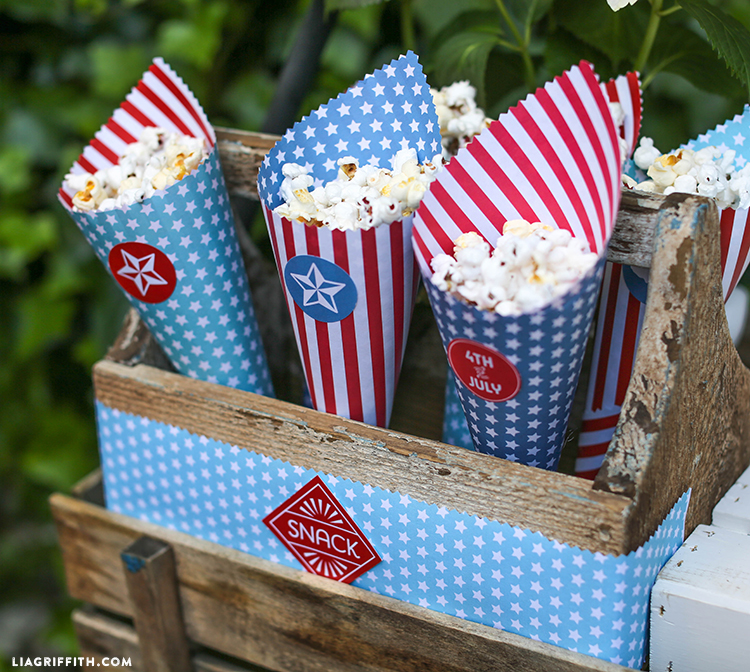 Popcorn_Cones_July_4_Printables