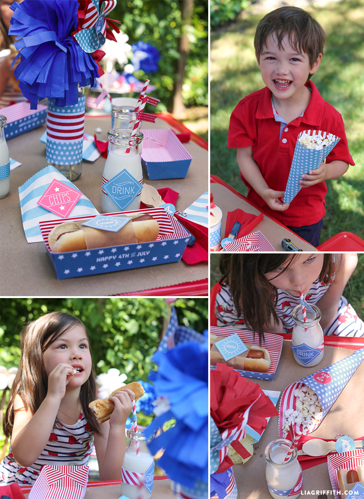Printables_July_4_Kids_Party_Kit