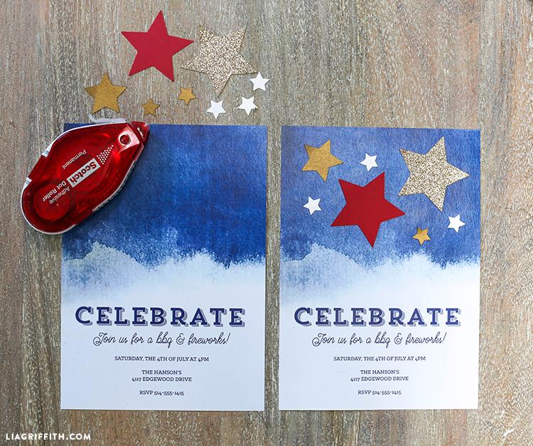 Stars_July_4_Invites