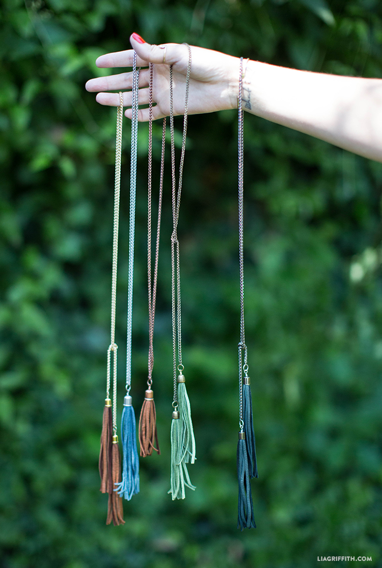 DIY_Tassel_Leather_Necklaces