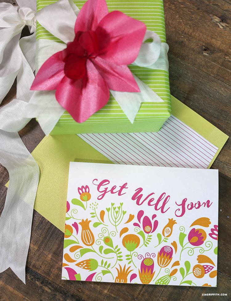 Get_Well_Soon_Pink_Orange_Card