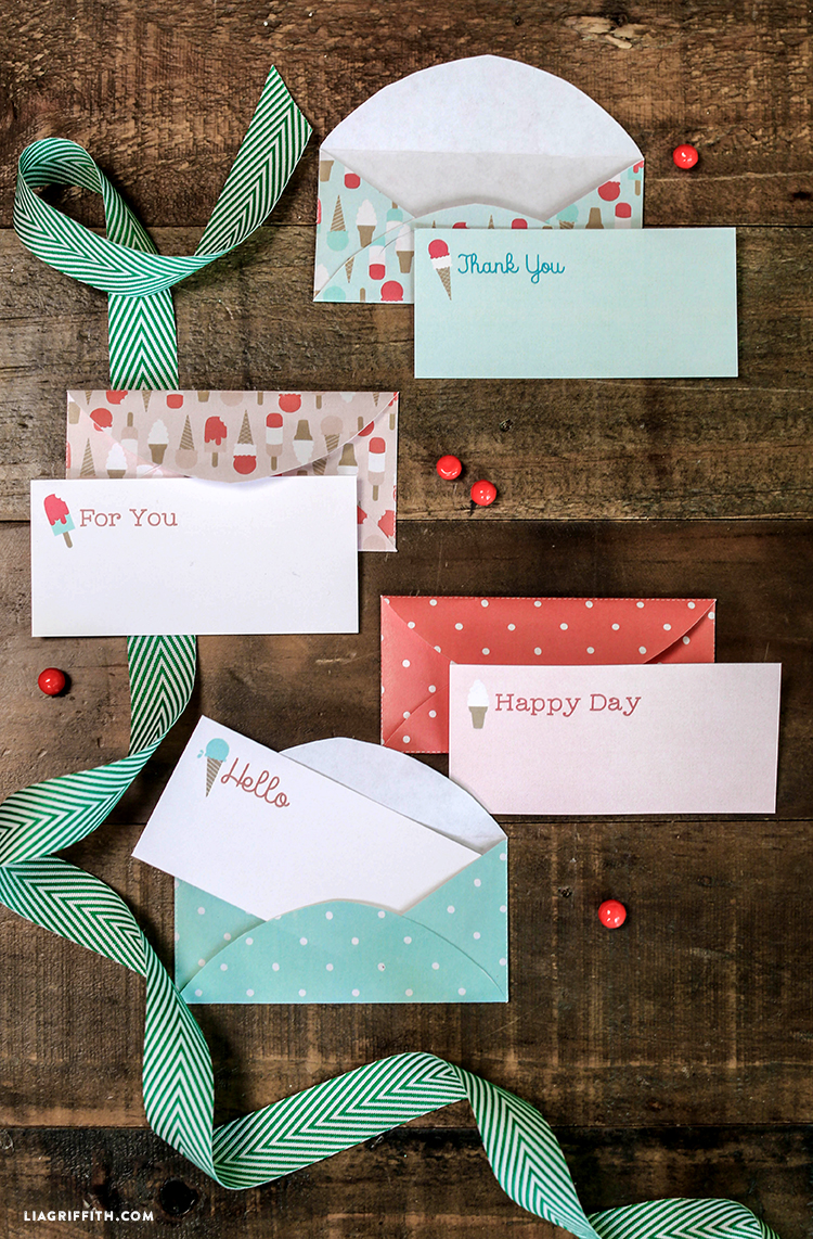 Mini_Note_Card_Envelopes_Ice_Cream