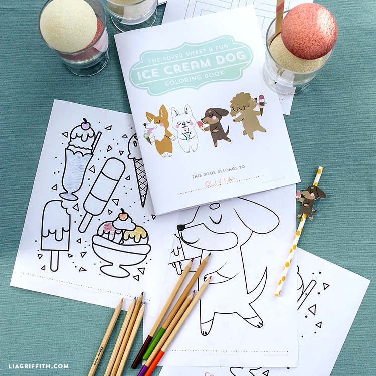 Printable Coloring Book For Kids