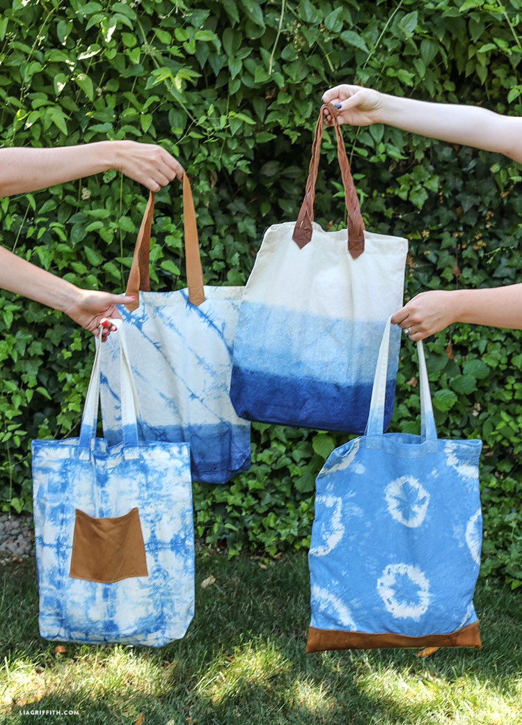 Shibori_Leather_Tote_Bags_DIY