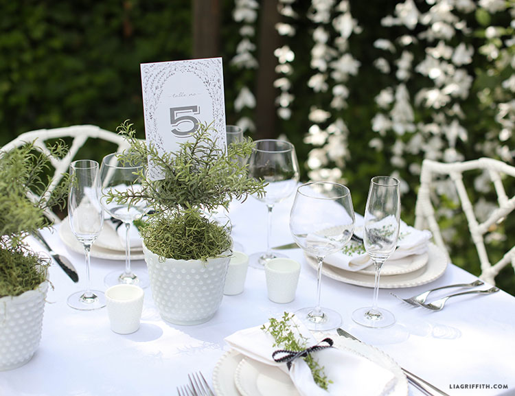Table_Number_Gray_Wedding
