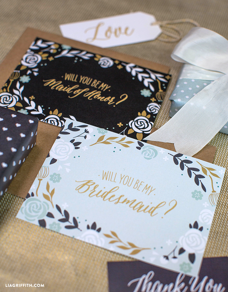 Bridesmaid_Cards_Printable