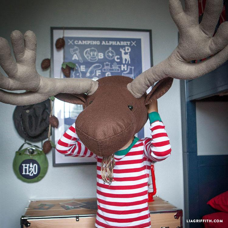 DIY kids room decorations