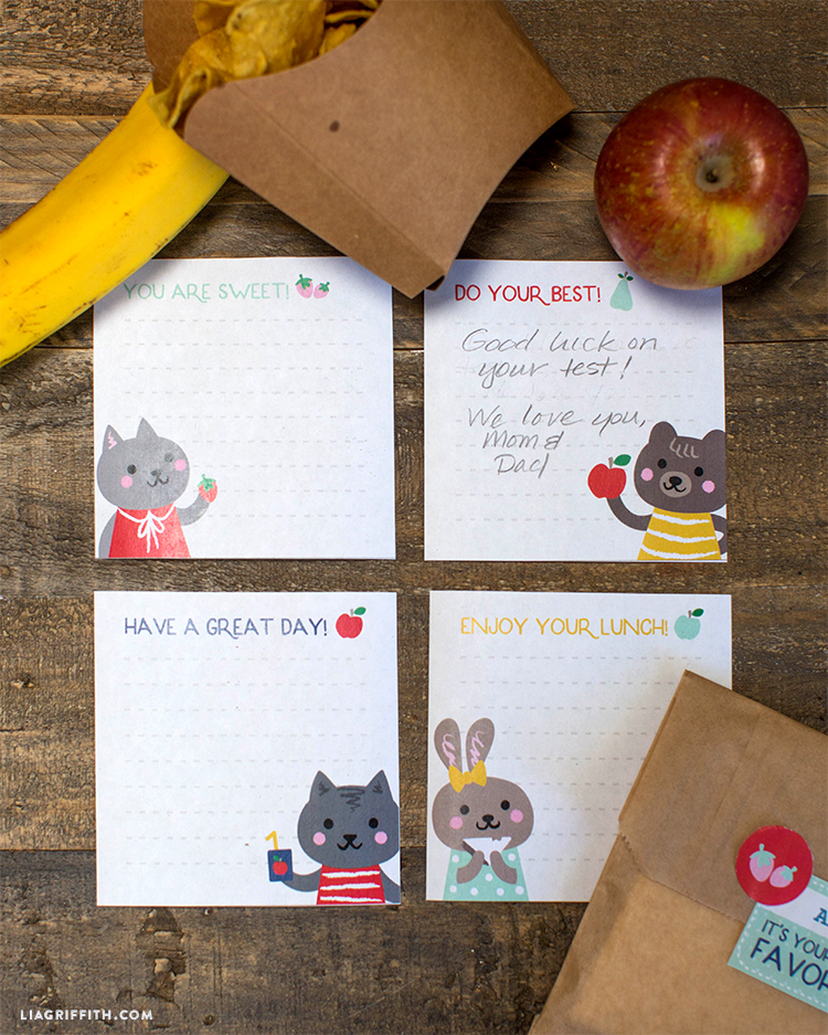 Printable_Kids_Lunch_Notes