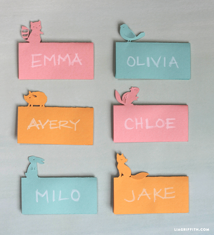 Woodland_Placecards_forParty