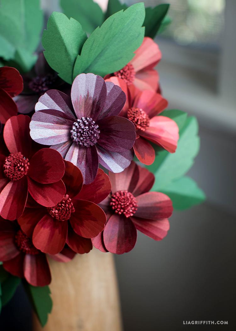DIY_Paper_Cosmos_Flower
