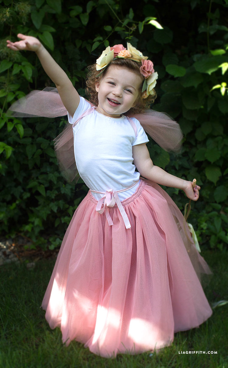 DIY Fairy Princess Costume  sc 1 st  Lia Griffith : renaissance fairy costumes  - Germanpascual.Com