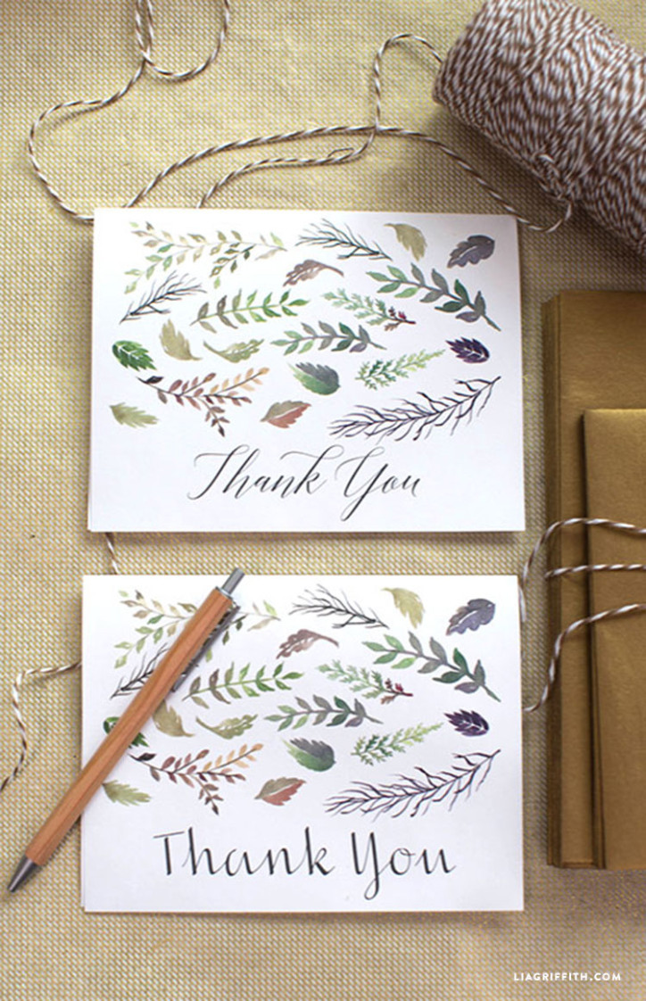 Fall_Watercolor_Leaves_Thank_You_Cards