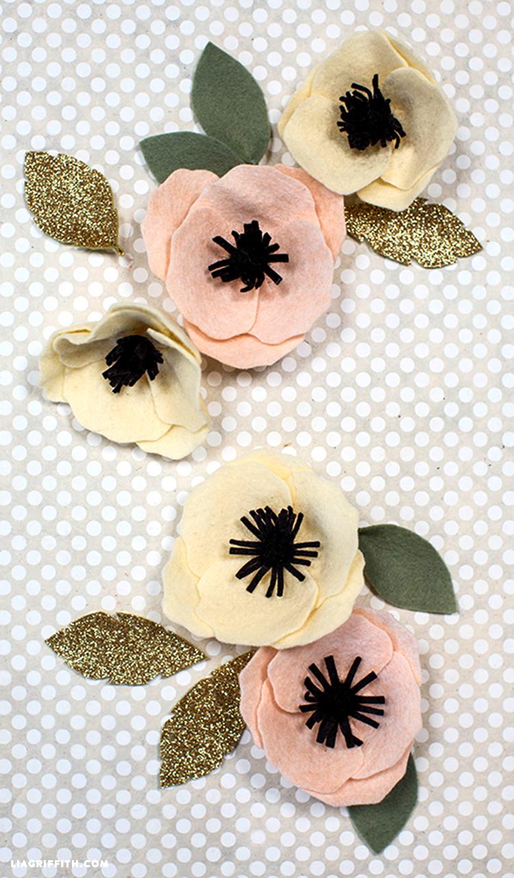 Felt_Anemone_Flower_DIY