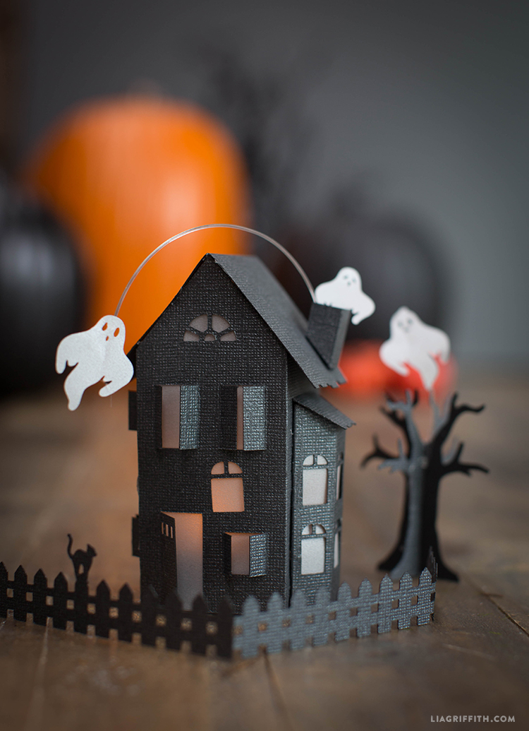 Your Own DIY Haunted House
