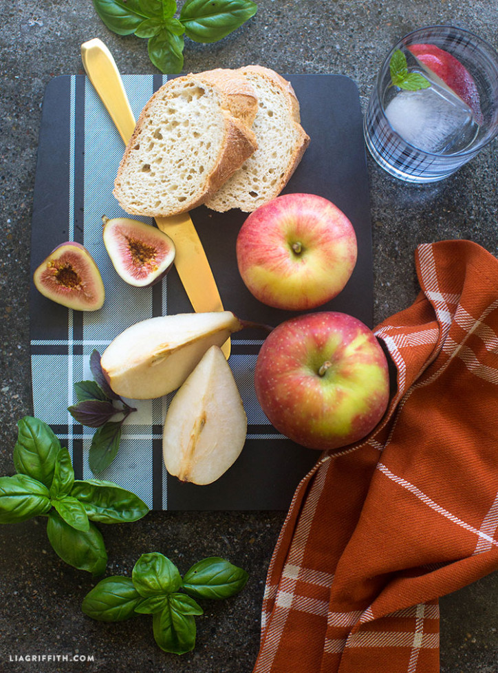 Plaid_Cutting_Board_Gold_Target_Styled_Fall