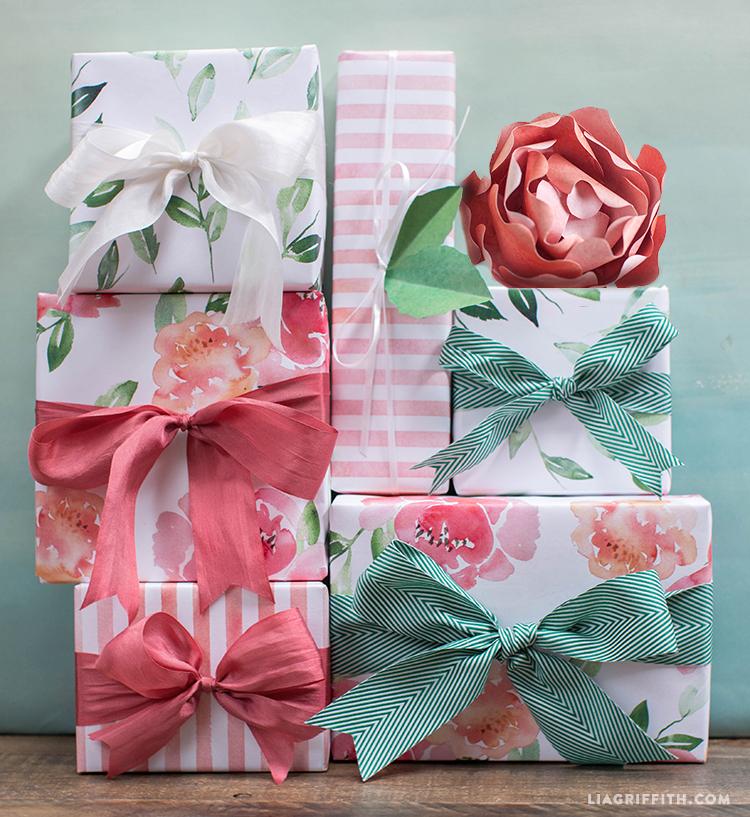Watercolor_Flower_Giftwrap
