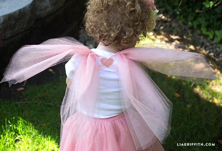 Diy Fairy Princess Costume Lia Griffith