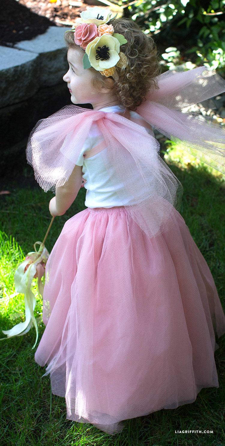 & DIY Fairy Princess Costume - Lia Griffith