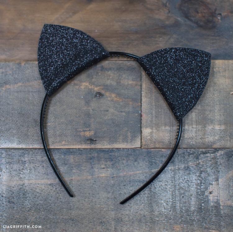 cute  u0026 crafty diy felt cat ears for halloween