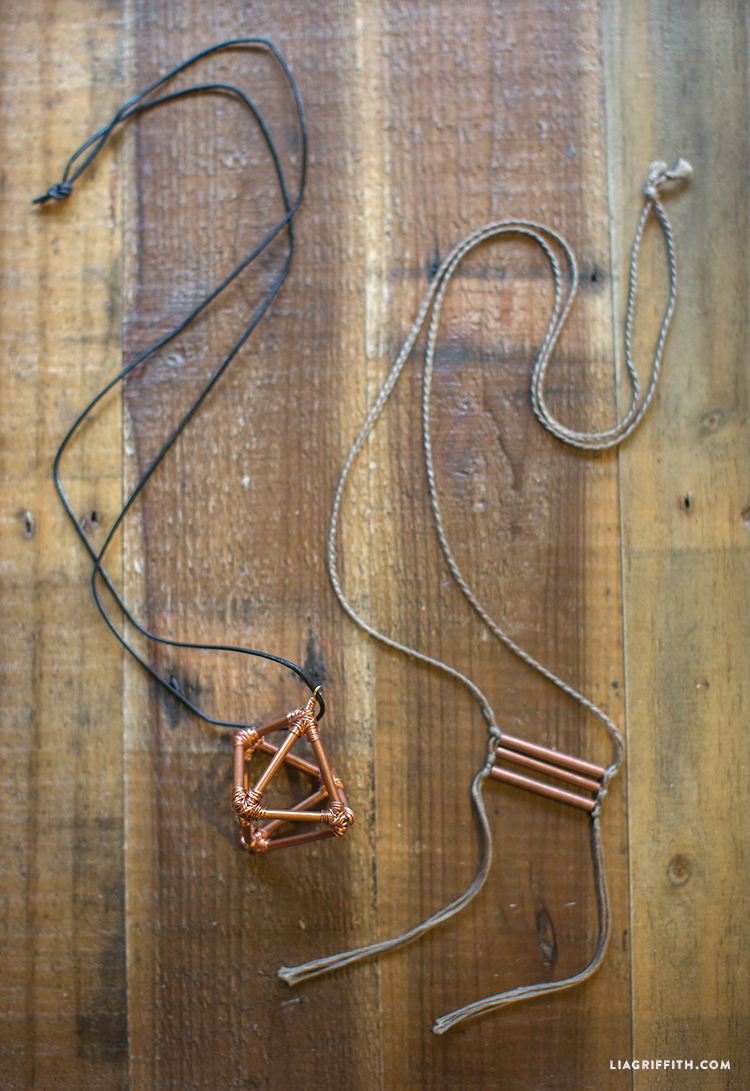 Copper_Tubing_Geode_Jewelry_DIY
