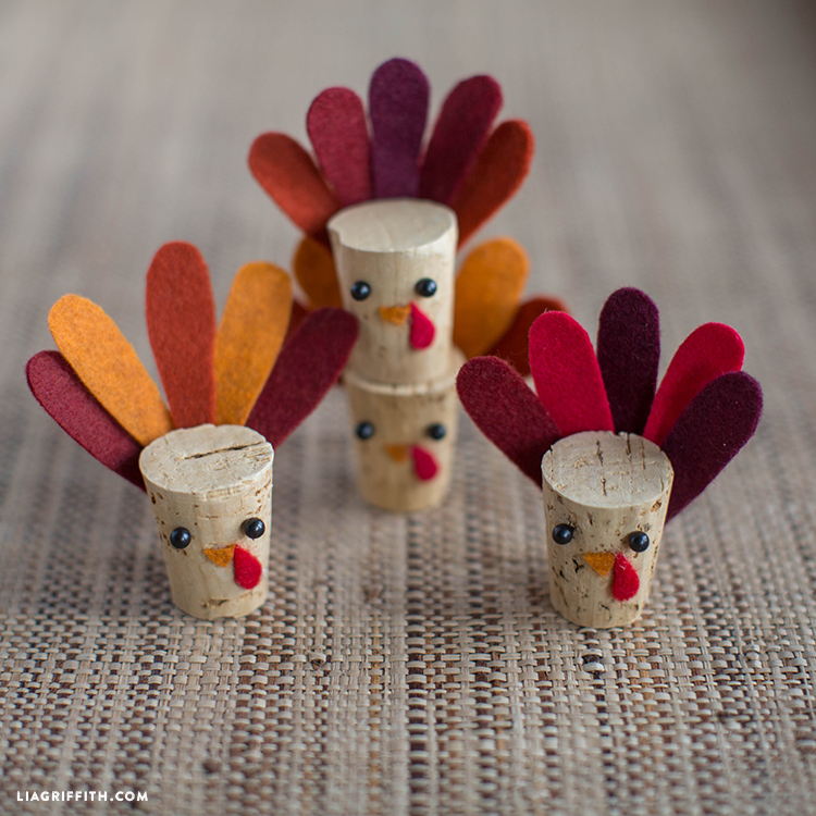 Arts And Crafts Turkeys For Kids