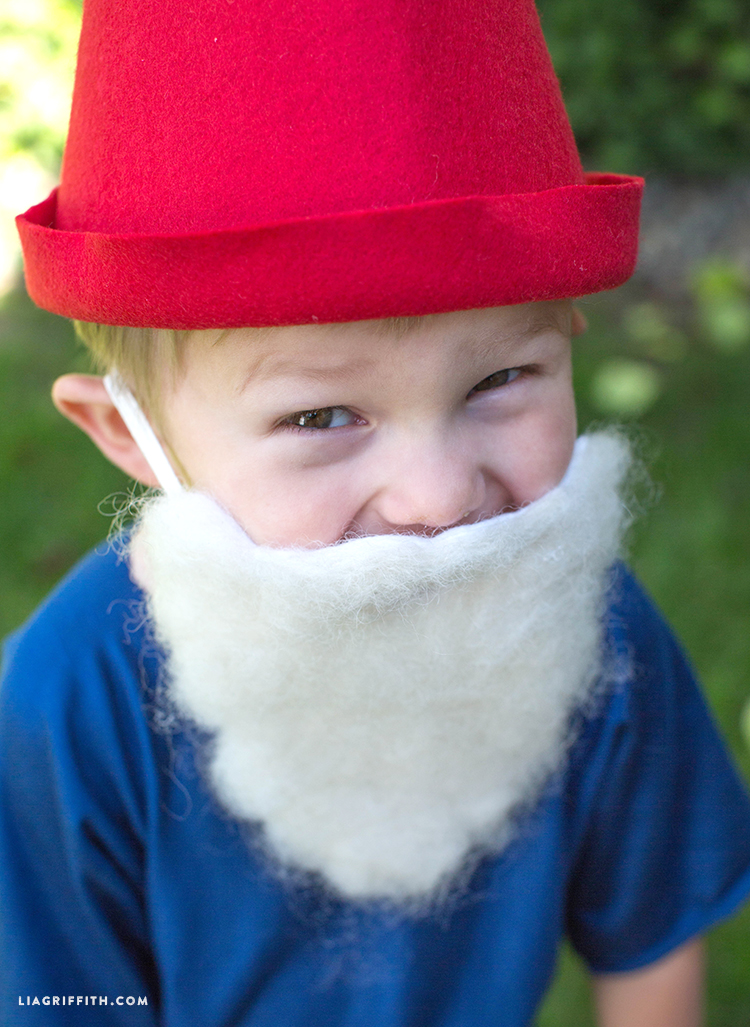 DIY Gnome Costume & DIY Gnome Costume - Lia Griffith