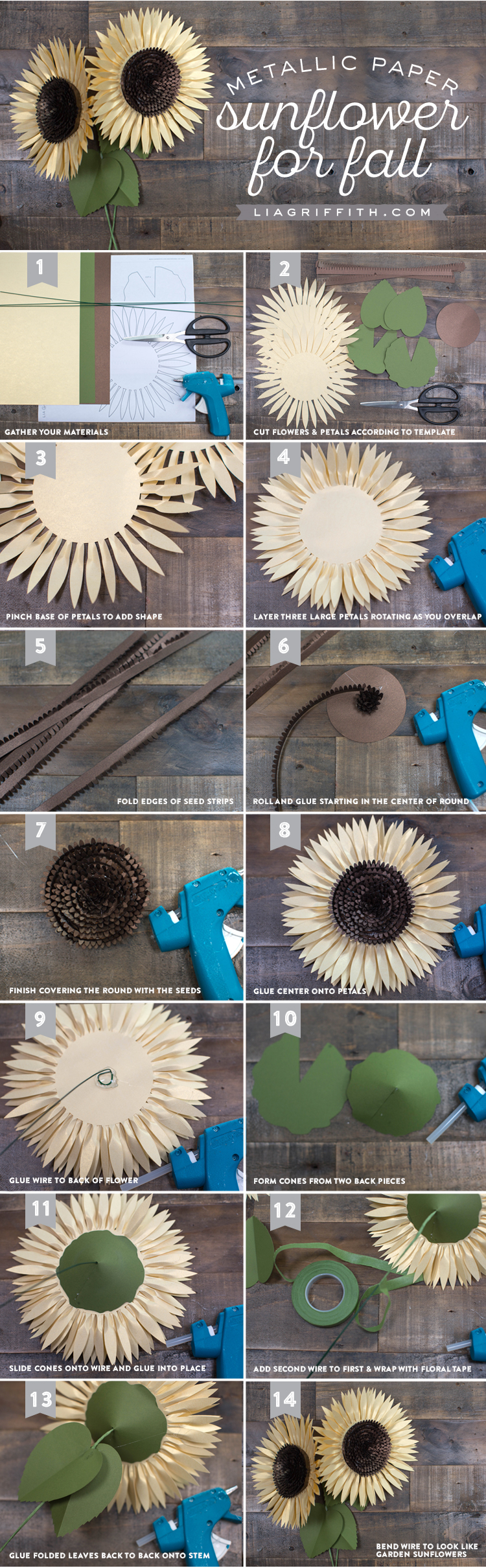 Paper_Sunflower_Tutorial