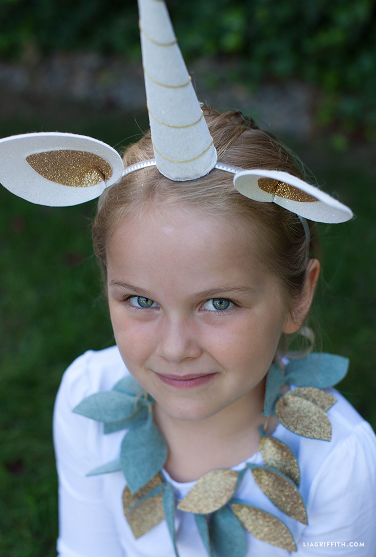 Kids Unicorn Costume Kids Unicorn Costume ...  sc 1 st  Lia Griffith & DIY Unicorn Costume - Lia Griffith