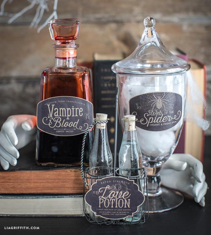 Vintage_Halloween_Labels_Apothecary_Jar