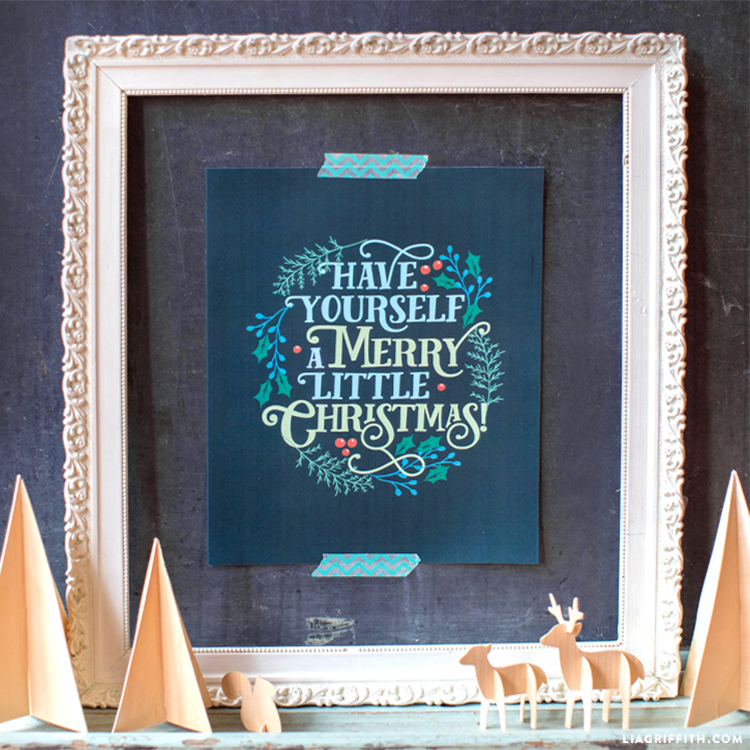 Art_Print_Christmas_MerryTN