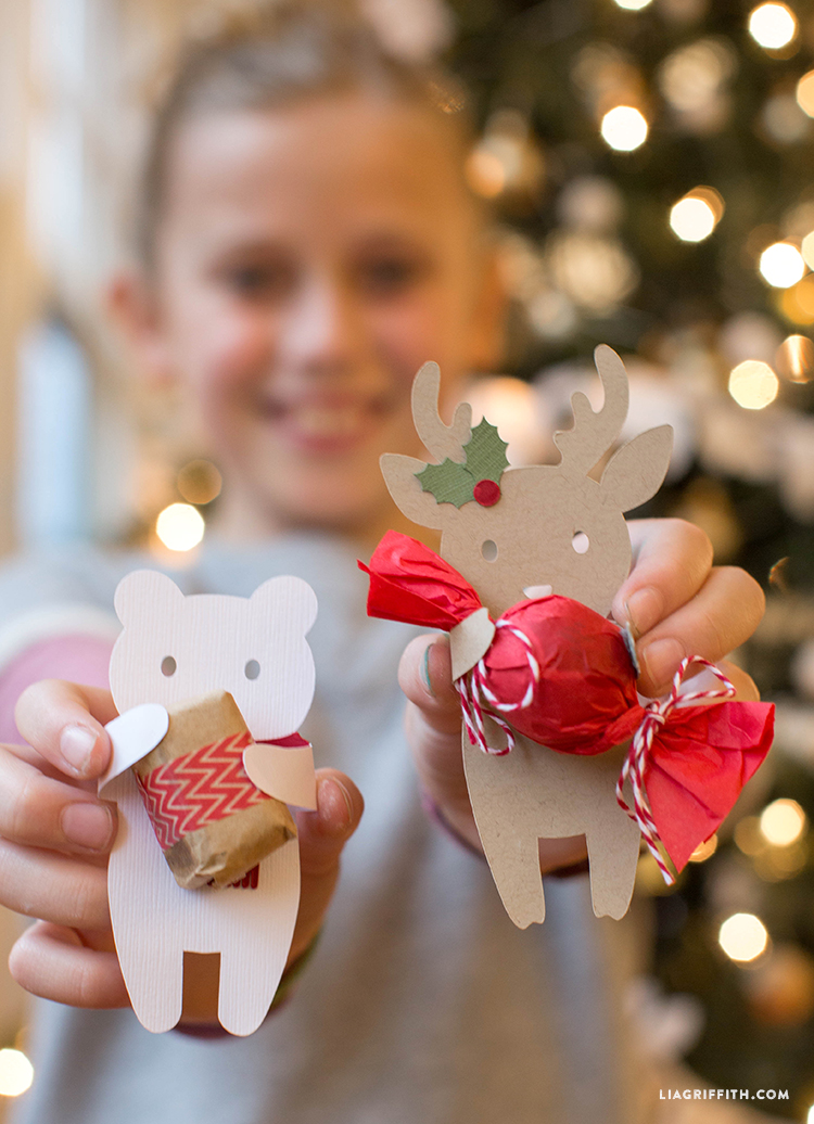 Huggers_Christmas_Candy_Bear_Reindeer