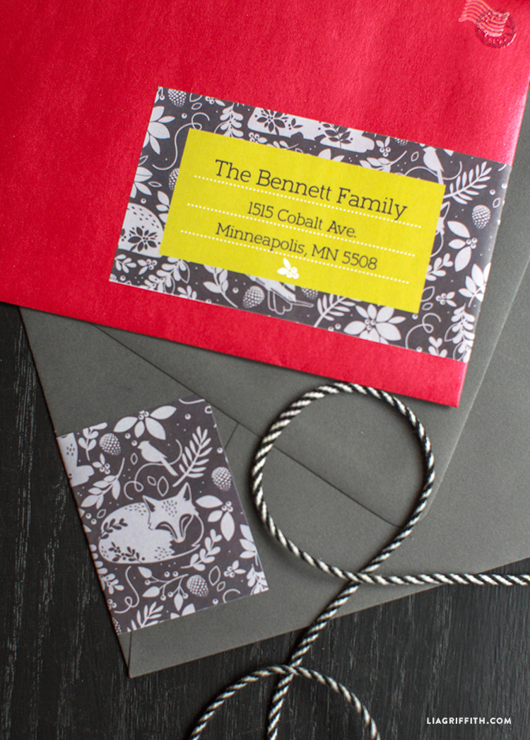 Mailing_Envelope_Holiday_Label