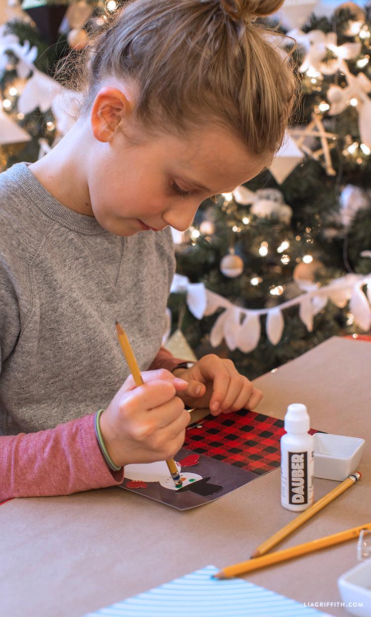 Stamping_Card_Kids_Craft