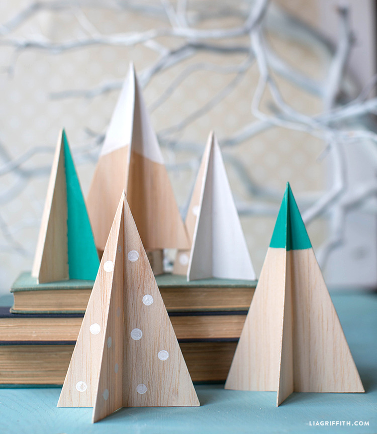 Trees_Wood_Balsa_Christmas