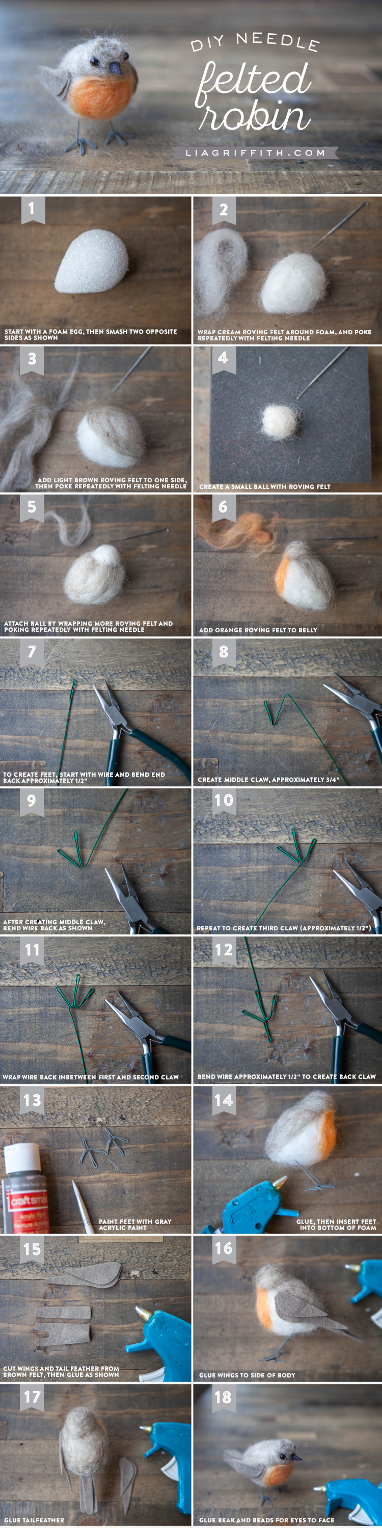 Felted_Robin_Tutorial