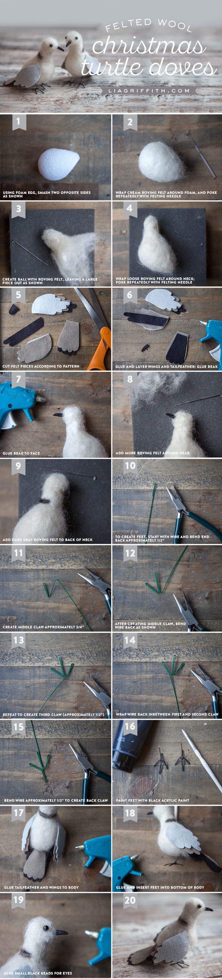 Felted_Wool_Turtledove_Tutorial