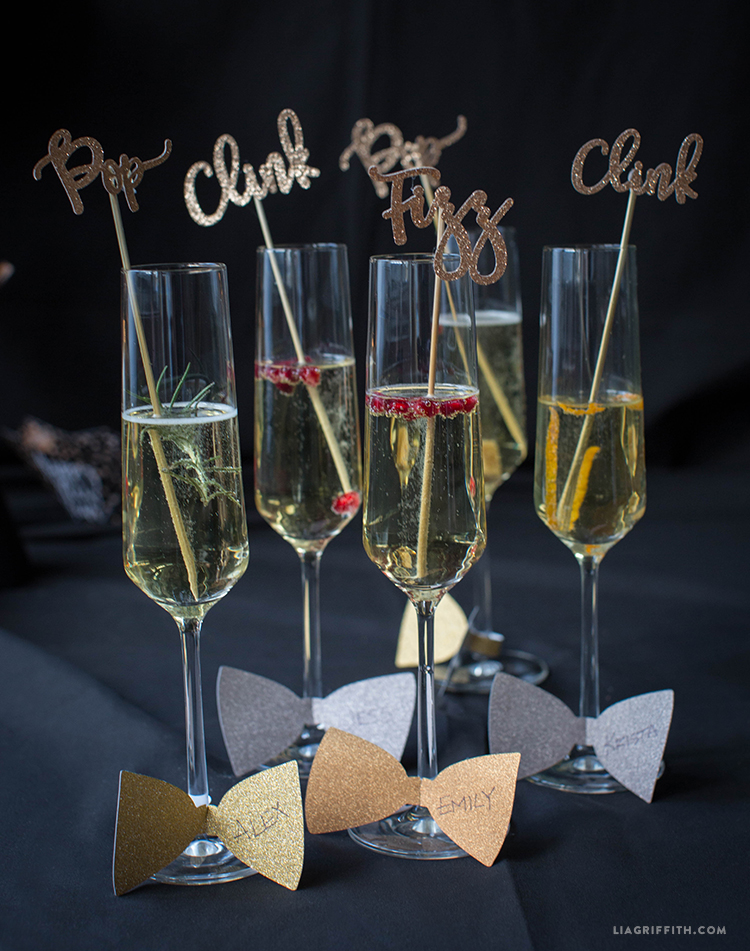 Papercut_Champagne_Glass_Decor