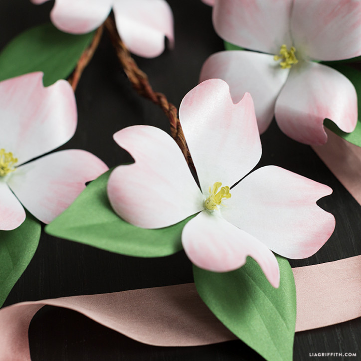 My top 10 paper spring flowers lia griffith spring flowers spring flowers mightylinksfo